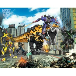 Walltastic Transformers Age of Extinction Mural