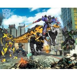 Walltastic Transformers Age of Extinction Mural