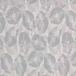 Glace Silver Grey & Cream Wallpaper