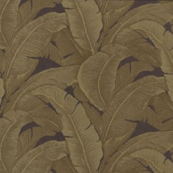 Teide Gold & Brown Wallpaper