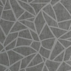 Trenkadis Silver & Graphite Grey Wallpaper