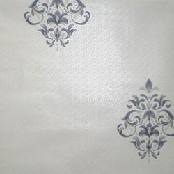 Clemency Sapphire Blue Wallpaper