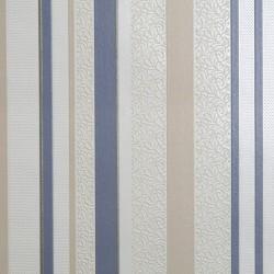 Isobel Sapphire Blue Wallpaper