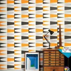 Retro wallpaper 50s 60s 70s retro wallpaper retro wallpaper designs - Papier peint vintage 50 ...