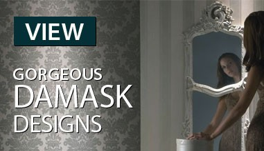 Gorgeous Damask Designs