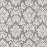 Beaune Black & White Damask Wallpaper