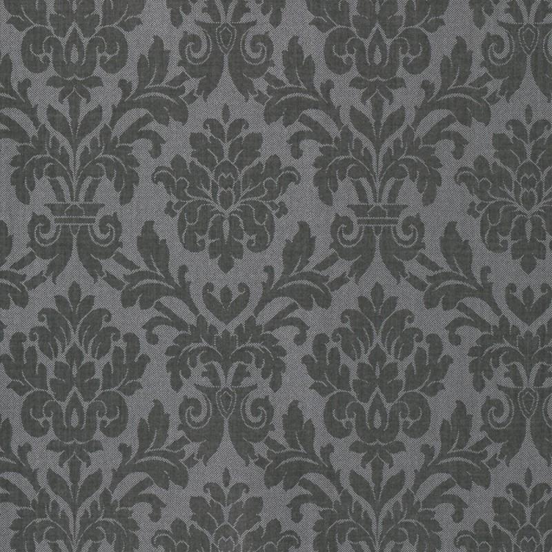 beaune graphite grey damask 3300025. Black Bedroom Furniture Sets. Home Design Ideas