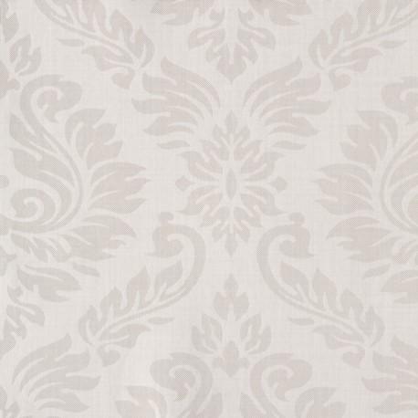 Magny Ivory Damask Wallpaper