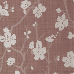 Corcelle Rouge Floral Wallpaper