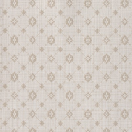 Toison Beige Trellis Wallpaper