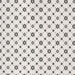 Toison Black and White Trellis Wallpaper
