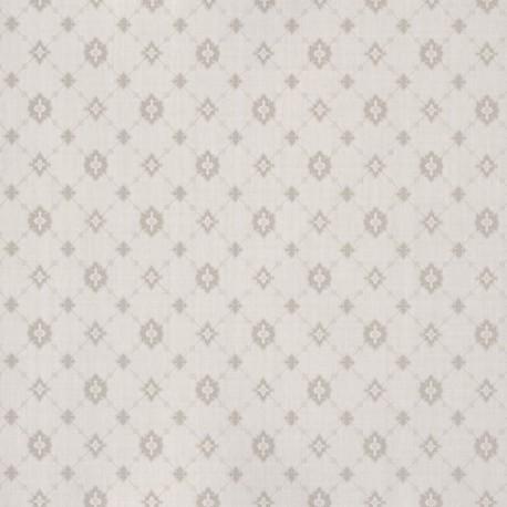 Toison Ivory Trellis Wallpaper