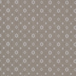 Toison Pierre Taupe Grey Trellis Wallpaper