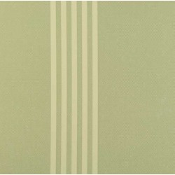 Oxford Stripe Sage Green Wallpaper