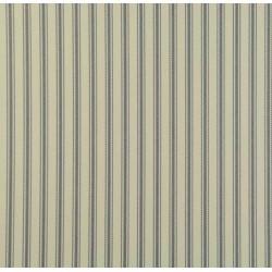 Ticking 01 Indigo Blue Stripe Wallpaper