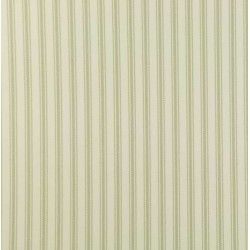 Ticking 01 Sage Green Stripe Wallpaper