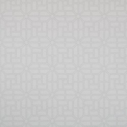 Salizzada White Trellis Wallpaper