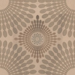 Starburst Gold Cashmere Wallpaper