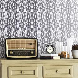 Honeys Silver Wallpaper