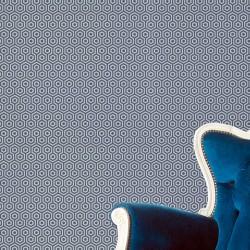 Honeys Black & SIlver Wallpaper