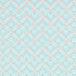 Diagonal Dot Blue Wallpaper