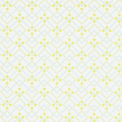 Diagonal Dot Lime Green Wallpaper