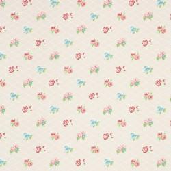 Losange Beige Wallpaper