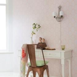 Retro Pink Wallpaper