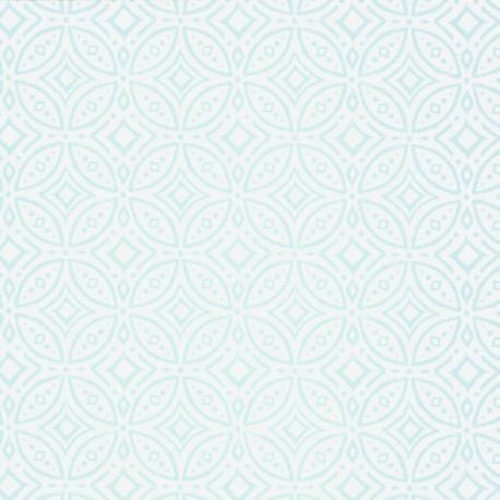 Tile Blue Wallpaper