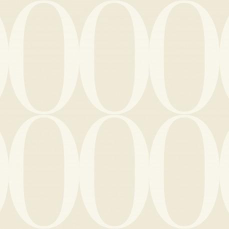 No.0 Cream Wallpaper