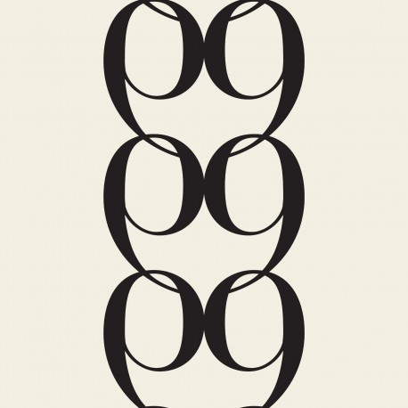 Bodoni No9A Black & White