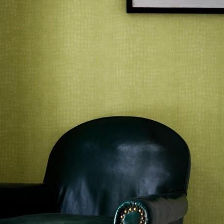 Crocodile Skin Green Wallpaper