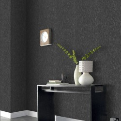 Heston Black & Dark Grey Wallpaper