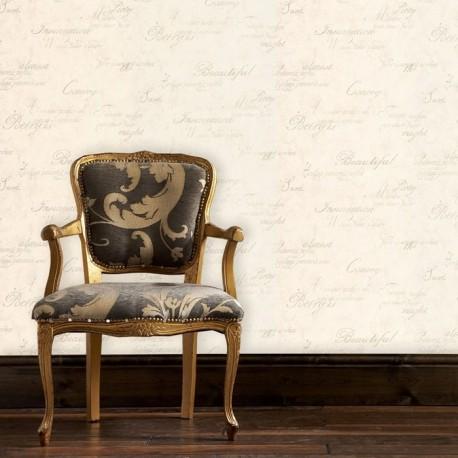 Concrete Script Ivory White