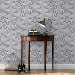 Marcel Wanders Wall Flower Grey