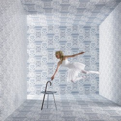 Marcel Wanders World Heritage Blue and White