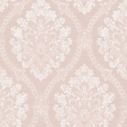 Jacquard Damask Blush