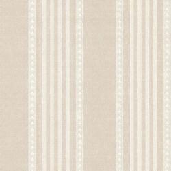 Jacquard Stripe Linen