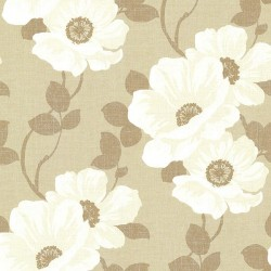 Lourdes Floral Butterscotch