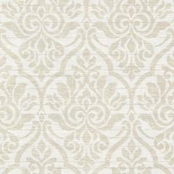 Marcel Vintage Damask Ivory White