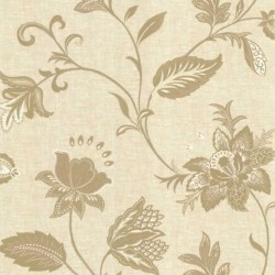 Heritage Jacobean Gold and Beige