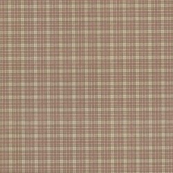 Country Petite Plaid Beige and Red