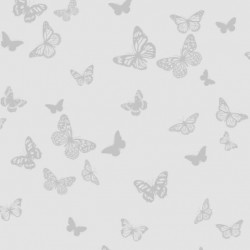 Butterfly Soft Grey