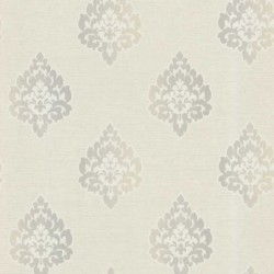 Gemini Damask Creme and Grey