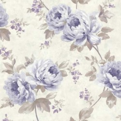 Pandora Floral Purple