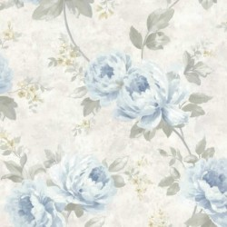 Pandora Floral Blue