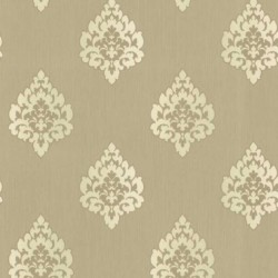 Gemini Damask Gold
