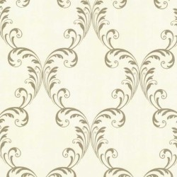 Quill Ironwork Leaf Cream