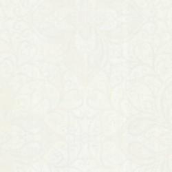Oberon Moroccan Main White and Silver