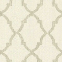 Oscar Fretwork Off White and Cream
